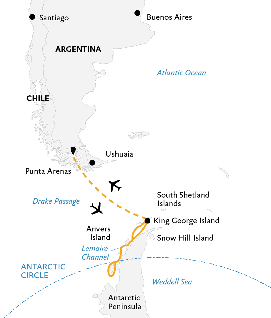 Antarctic Express: Crossing the Circle | Quark Expeditions