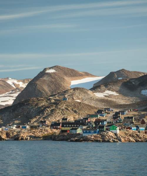Ittoqoortoormiit, Scoresby Sund, East Greenland - Photo by Acacia Johnson